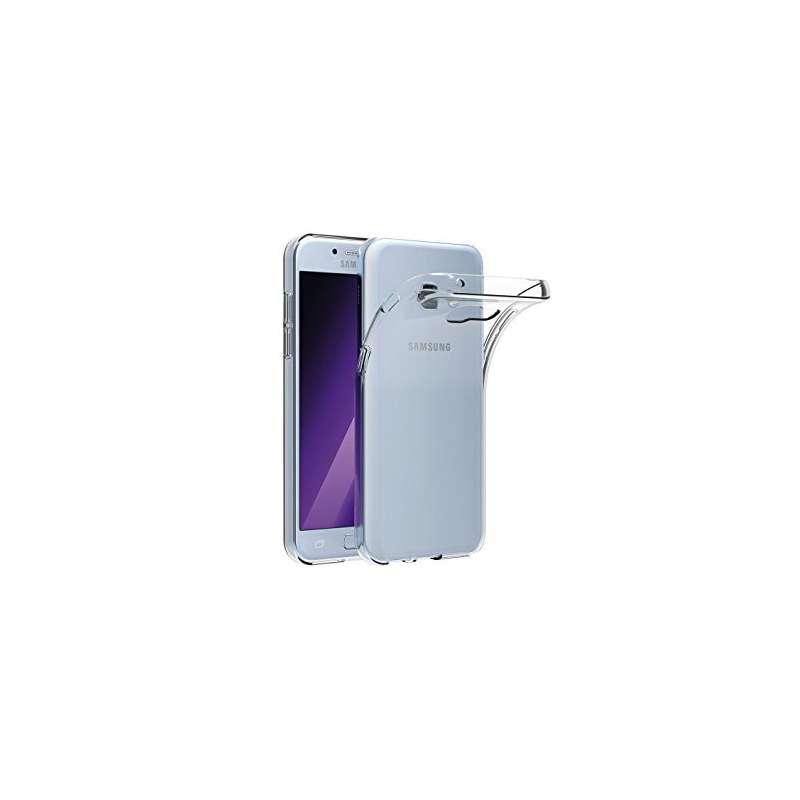 63fd3d15d9d Comprar Funda Silicona Samsung Galaxy A5 2017 Transparente - Tienda CPU