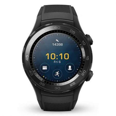 Huawei Watch 2 4G Smartwatch Negro