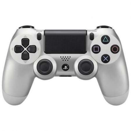 Sony PS4 Dual Shock 4 Plata