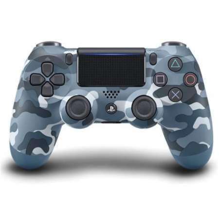 Sony PS4 Dual Shock 4 Camuflaje Azul