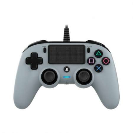 Nacon Compact Controller Wired PS4 Gris