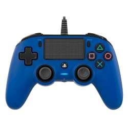 Nacon Compact Controller Wired PS4 Azul
