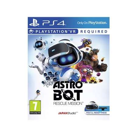 Astro Bot PS4