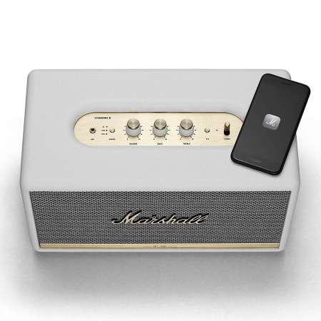 Altavoz Bluetooth Marshall Stanmore II Blanco