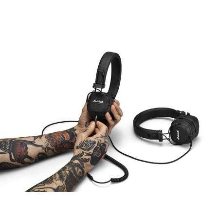 Auriculares Marshall Major III Negro