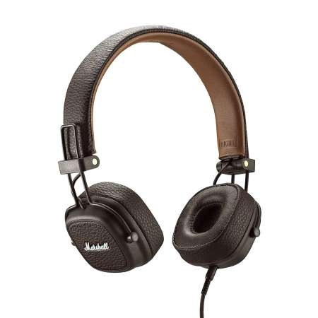 Auriculares Marshall Major III Marron