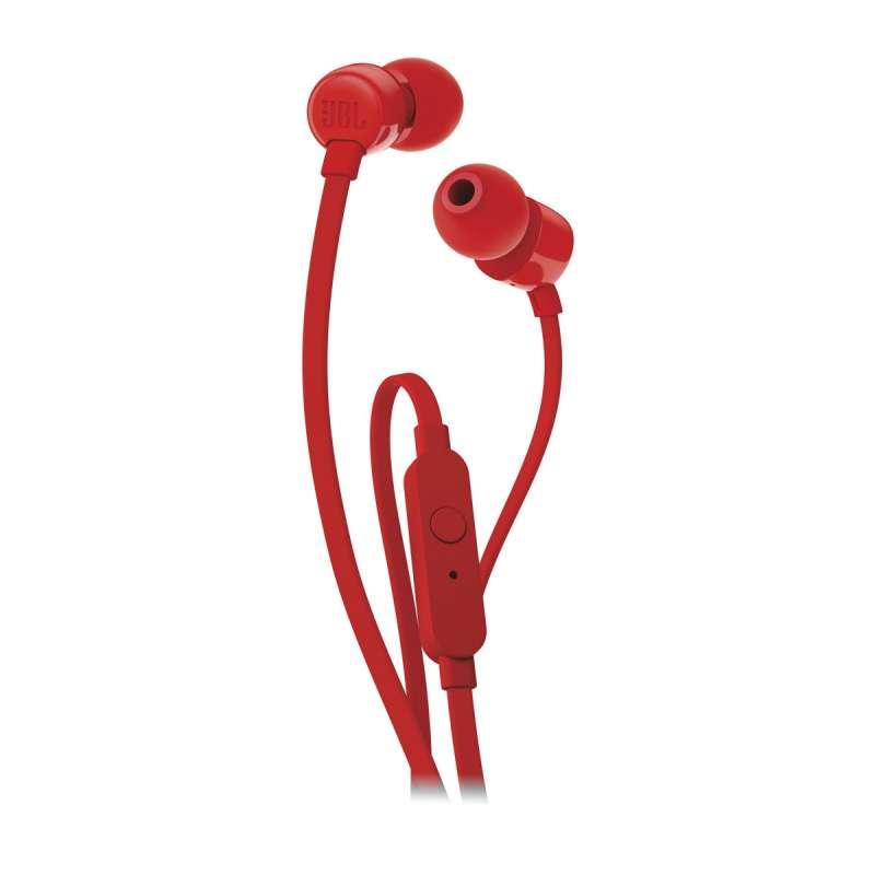 JBL T110 Rojo