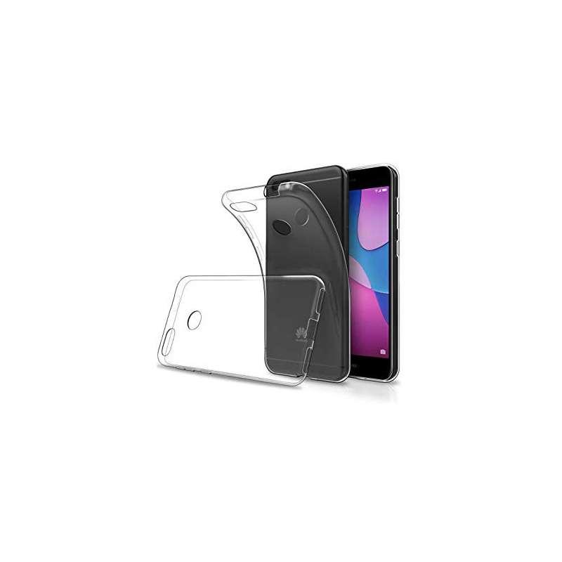 Funda Silicona Huawei Y6 PRO Transparente