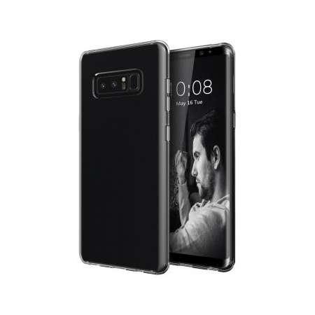 Funda Silicona Samsung Galaxy Note 8 Transparente