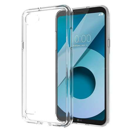 Funda Silicona LG Q6 Transparente