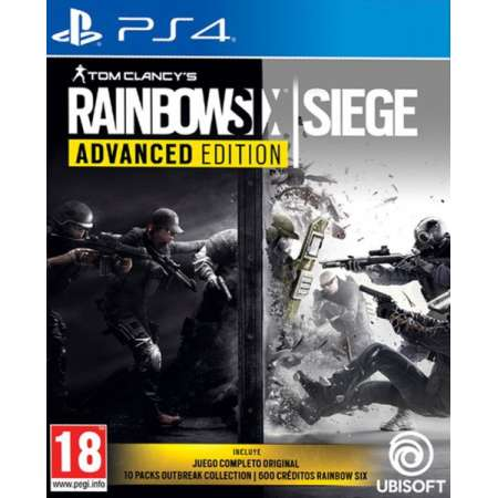 Rainbow Six: Siege Advanced Edition PS4