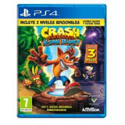 Crash Bandicoot N-Sane Trilogy PS4