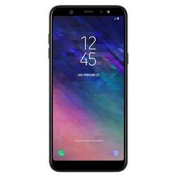 Samsung Galaxy A6+ Negro