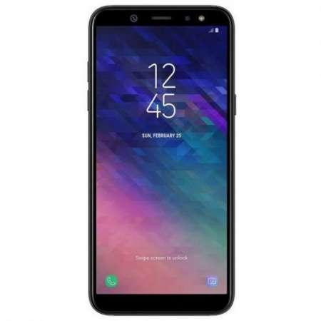 Samsung Galaxy A6 2018 Dual SIM Negro