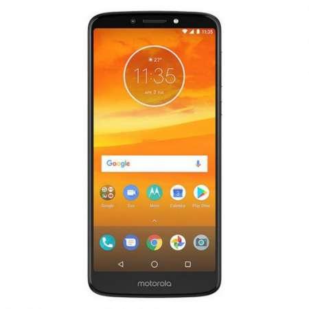 Motorola Moto E5 Plus Gris