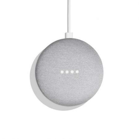 Google Home Mini Altavoz Inteligente y Asistente Gris