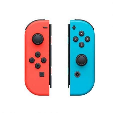 Nintendo Switch Joy-Con Set Izquierda/Derecha Azul Neón/Rojo Neón
