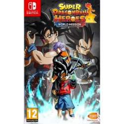 Super Dragon Ball Heroes World Mission Nintendo Switch