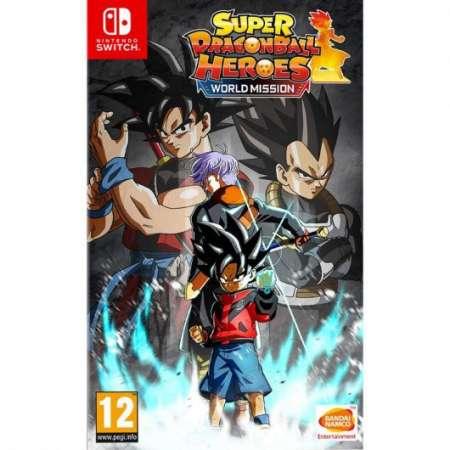 Super Dragon Ball Heroes World Mission Nintendo Switch