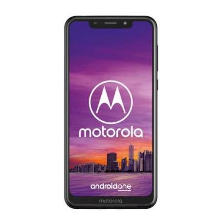 Motorola Moto One 2019 3/32GB Dual Sim negro