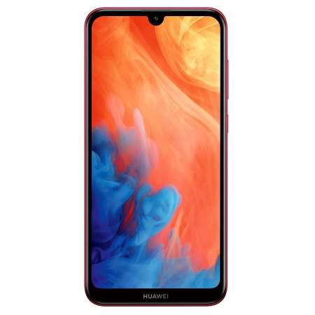 Huawei Y7 2019 3/32GB Dual Sim Rojo