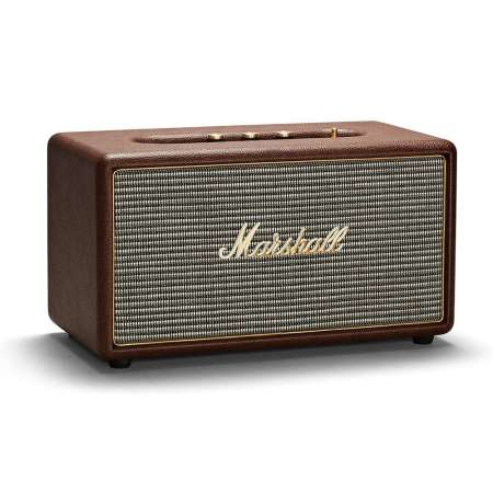 Altavoz Bluetooth Marshall Stanmore marron