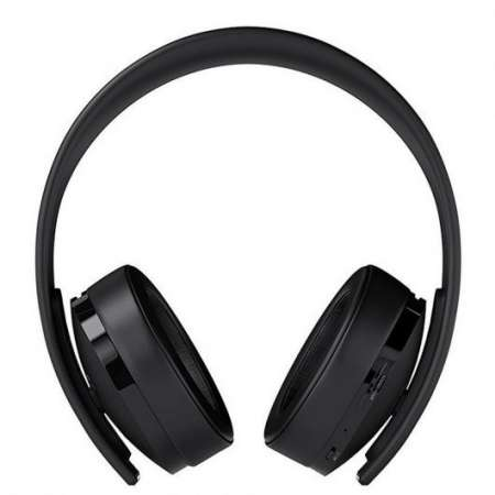 Auriculares Gaming Headset Gold Wireless