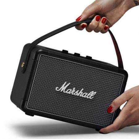 Pack Kilburn II Altavoz Portátil Bluetooth Negro + Major III Bluetooth negro