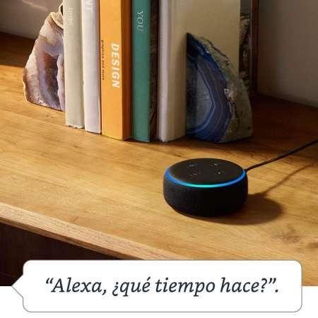 Amazon Echo Dot 3ª Generación - Altavoz inteligente