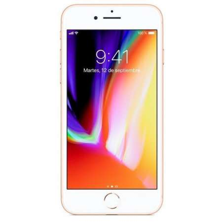 Apple iPhone 8 64Gb Dorado