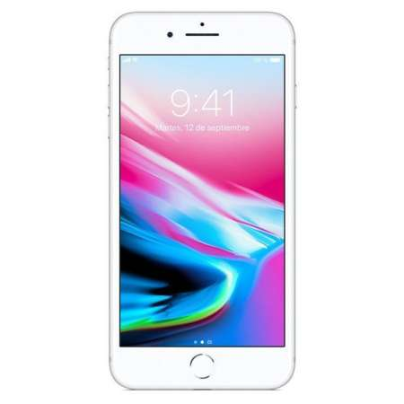 Apple iPhone 8 Plus 64Gb Plata Libre