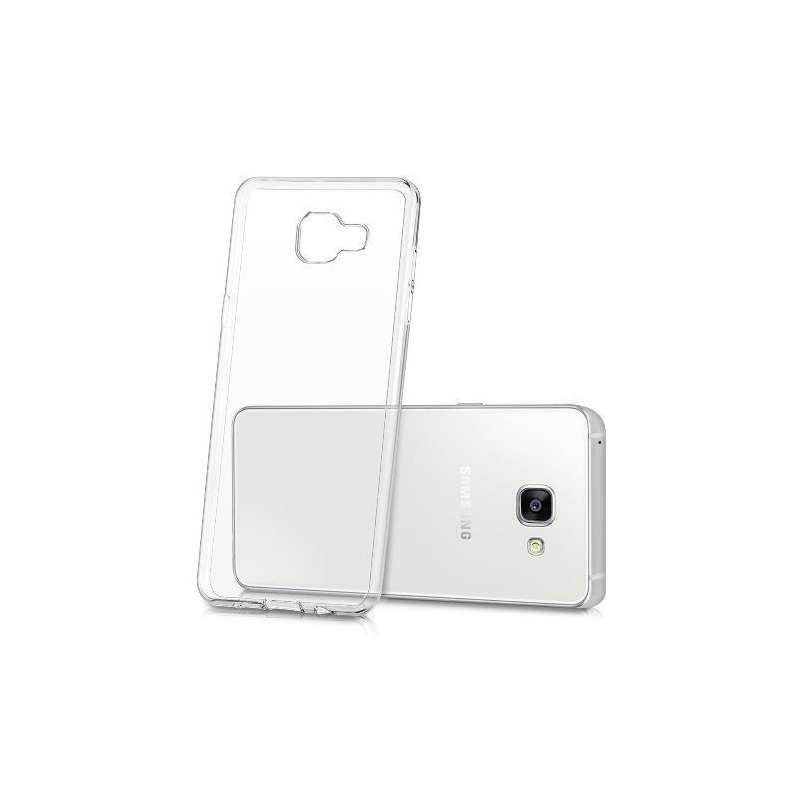 Funda Silicona Samsung Galaxy A5 2016 Transparente
