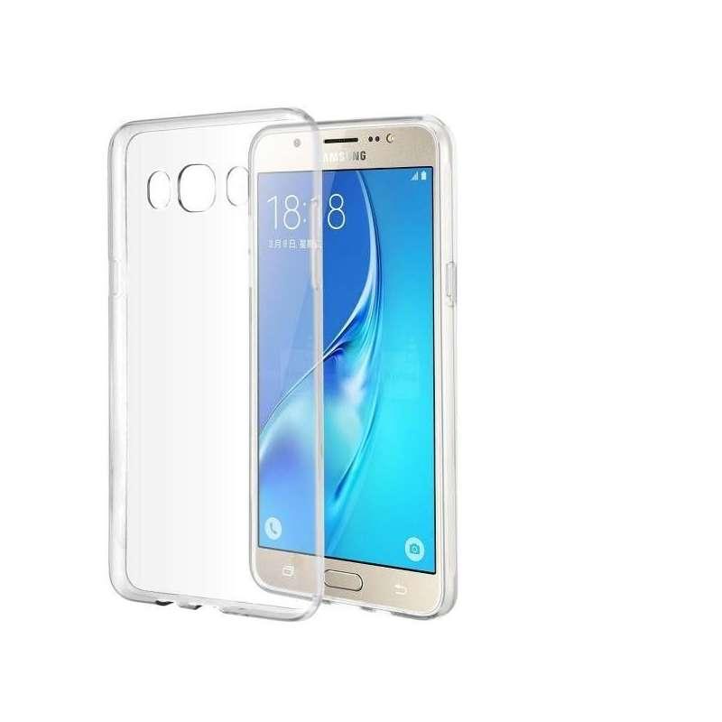 Funda Silicona Samsung Galaxy J5 2016 Transparente