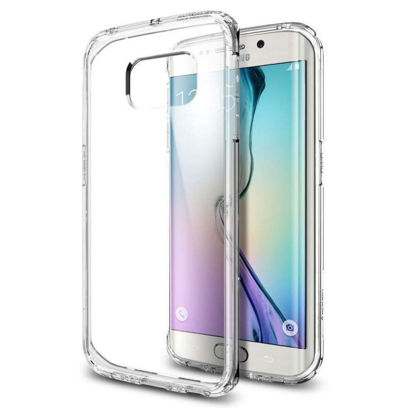 Funda Silicona Samsung Galaxy S6 Transparente