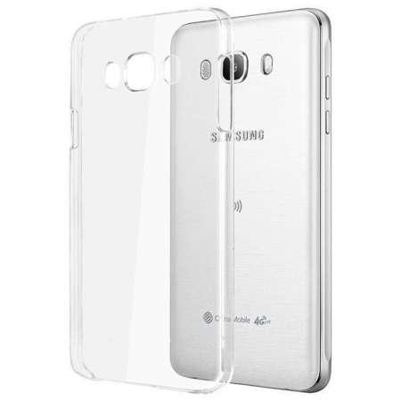 Funda Silicona Samsung Galaxy J3 2016 Transparente