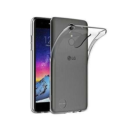 Funda Silicona LG K8 Transparente