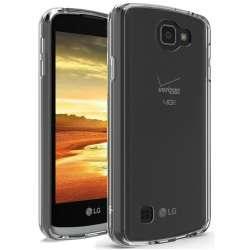 Funda Silicona LG K4 Transparente