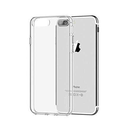 Funda Silicona Apple Iphone 7 Transparente