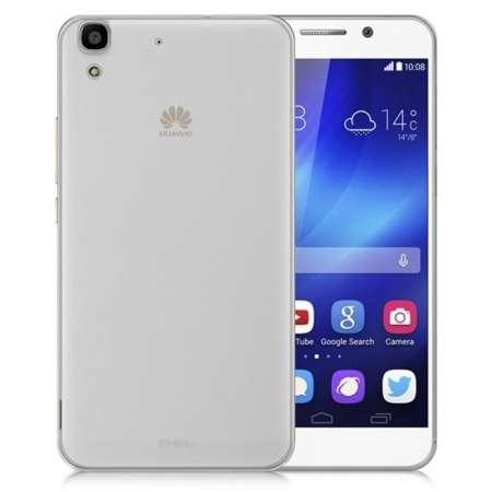Funda Silicona Huawei Y6 II Transparente