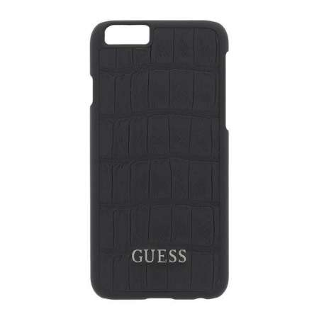 Funda Guess Men Iphone 6 cocodrilo negro