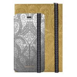 Funda + agenda Iphone 6 Christian Lacroix Plata