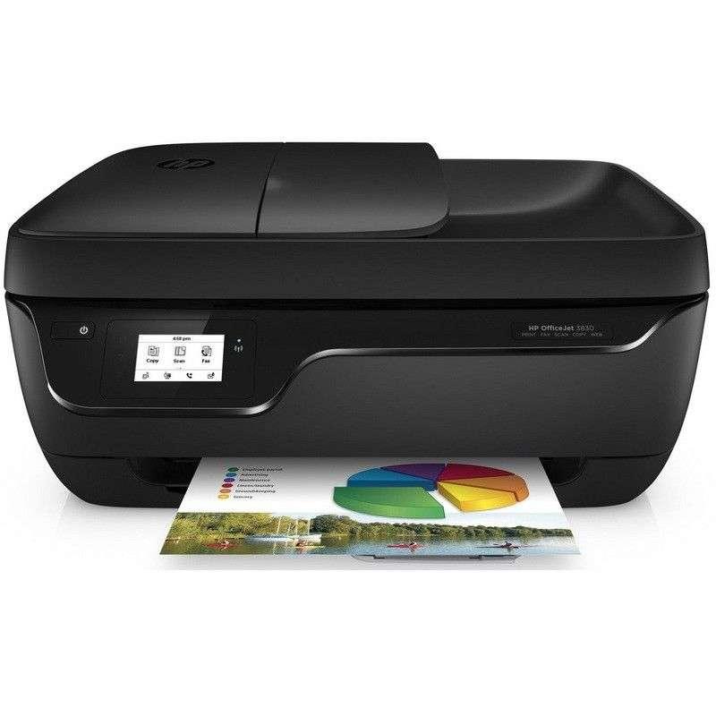 HP OfficeJet 3832 Multifunción Wifi