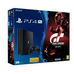 Sony PS4 PlayStation 4 Pro 1TB + Gran Turismo Sport