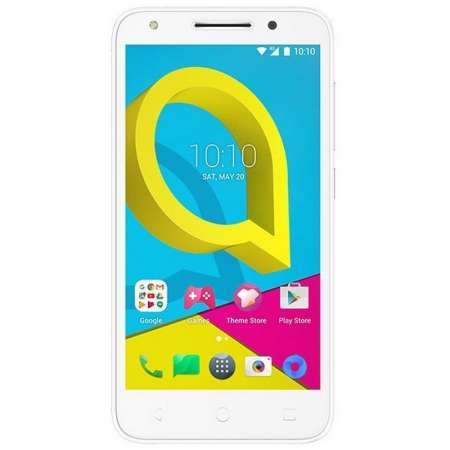 Alcatel U5 8GB 3G Dual Sim Blanco