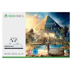 Microsoft Xbox One S 500GB + Assassin´s Creed Origins