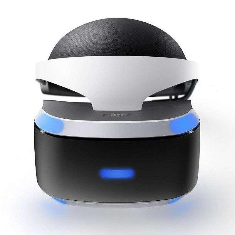 Pack Playstation VR + Playstation Camera + VR Worlds