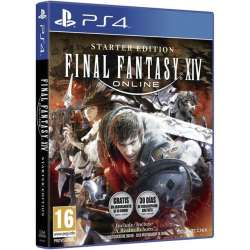 Final Fantasy XIV: Starter Pack PS4