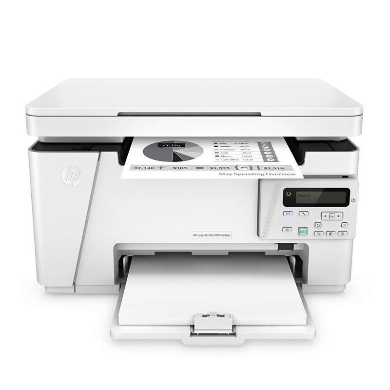 HP LaserJet Pro MFP M26a Impresora Multifunción Láser Monocromo