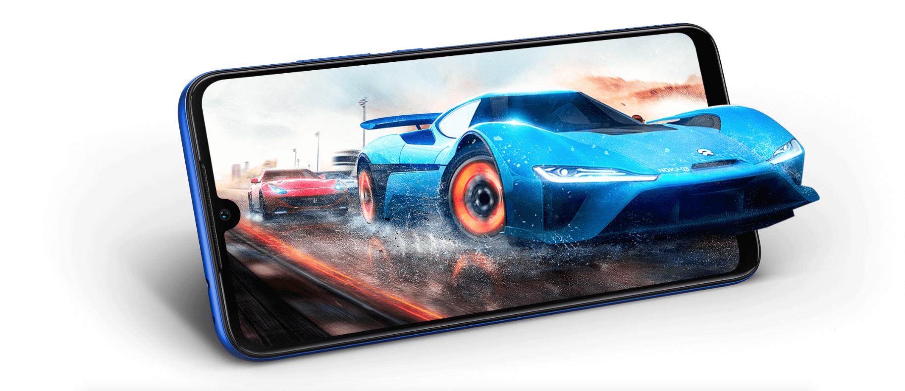 Xiaomi Redmi 7. Alto rendimiento, bajo consumo.