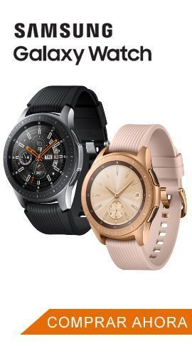 Comprar Samsung Galaxy Watch